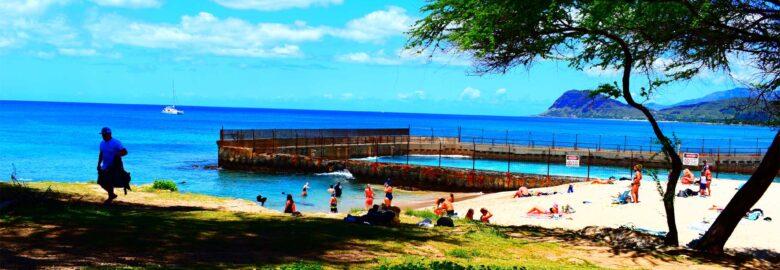 Kahe Point Beach Park / Electric Beach